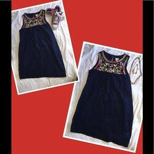 J Crew Navy Baby Doll Dress Size 2